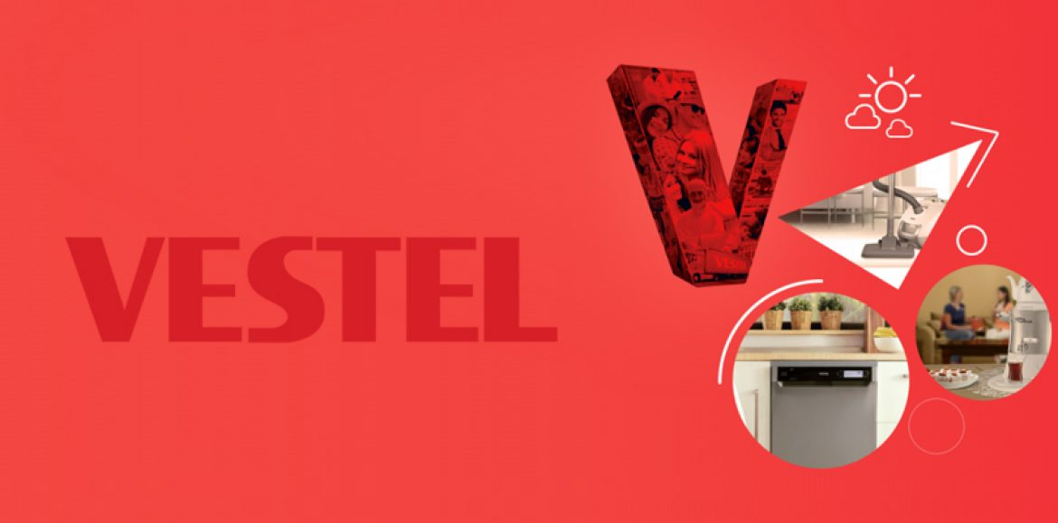 A Giant Company Vestel! Our New Customer