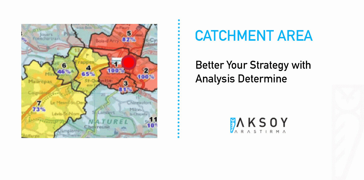 Identify Your Strategies Better with Catchment Area Analysis