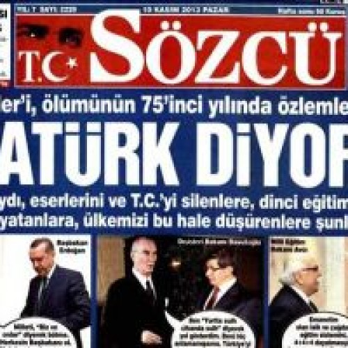 SÖZCÜ: A coalition is predicted according to June 7th election surveys