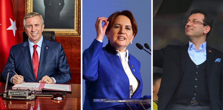 Our Latest Research: Yavaş, İmamoğlu and Akşener Ahead Against Erdoğan
