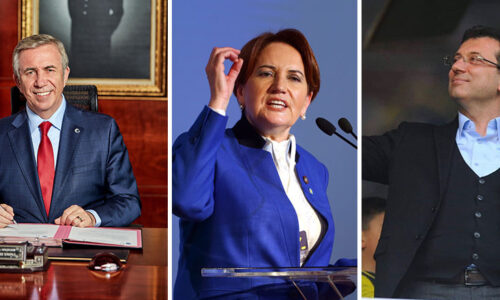 Our Latest Research: Yavaş, İmamoğlu and Akşener Ahead Against Erdoğan