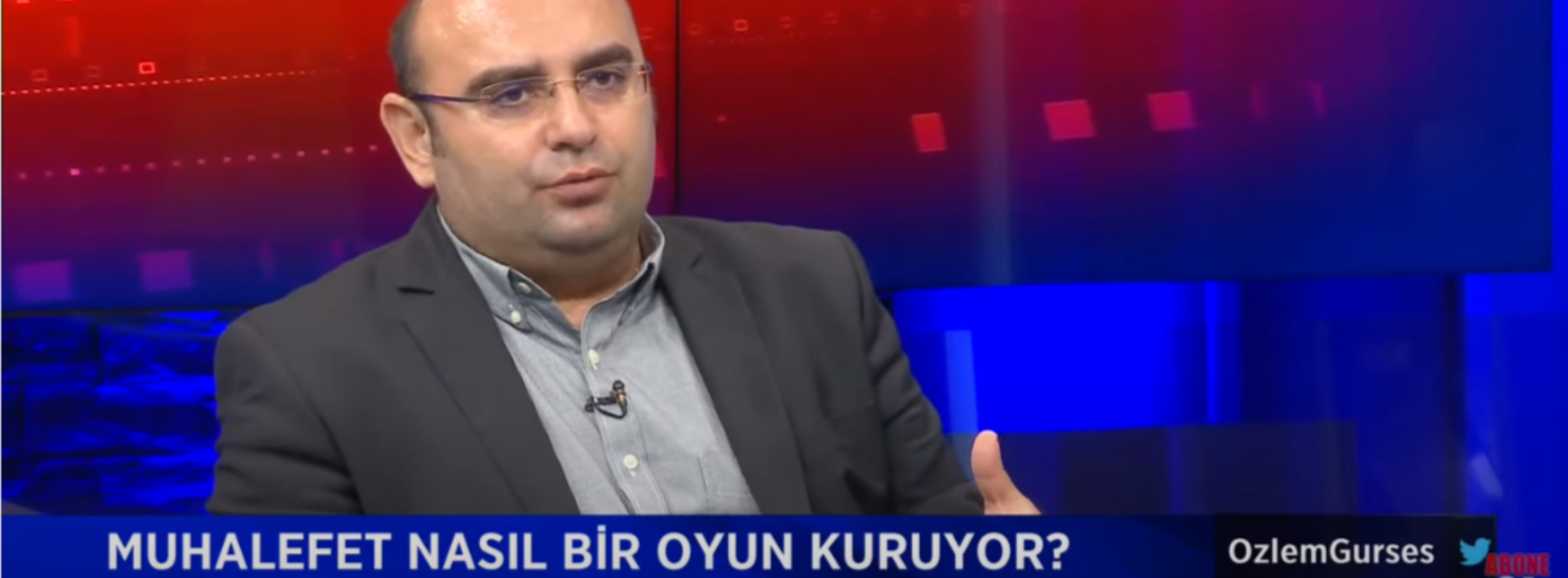 Aksoy Research Founder Ertan Aksoy is the Guest of Halk TV